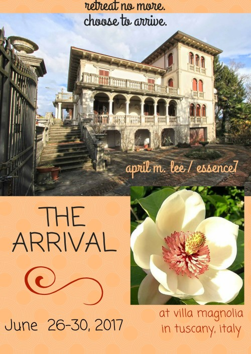 THE ARRIVAL- retreat no more